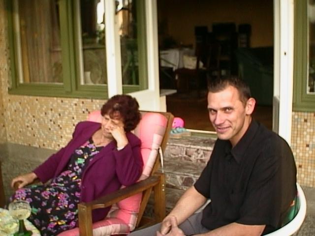 Mamma  & Robert